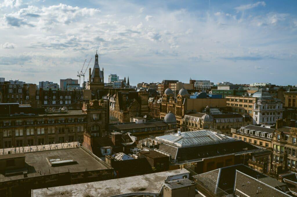 Andrew Cunningham-Moorat Glasgow Scotland